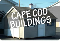 Rent to Own Cape Cod Portable Storage Buildings