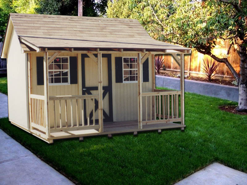 Gallery of All Portable Buildings and Sheds - Portable