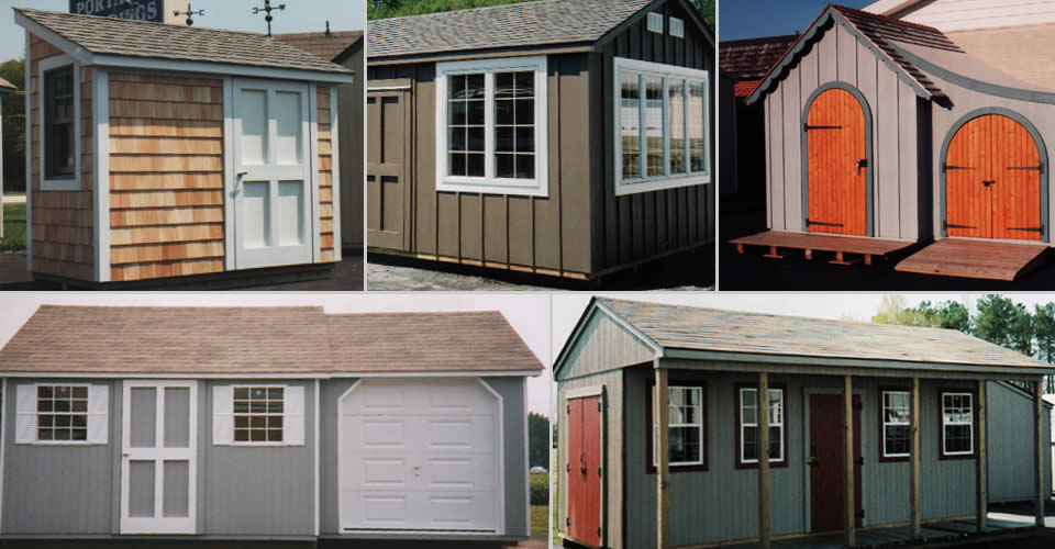 Multi-use custom portable buildings can be moved