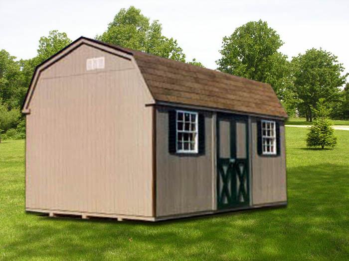 10u2032 x 16u2032 dutchman storage shed d2