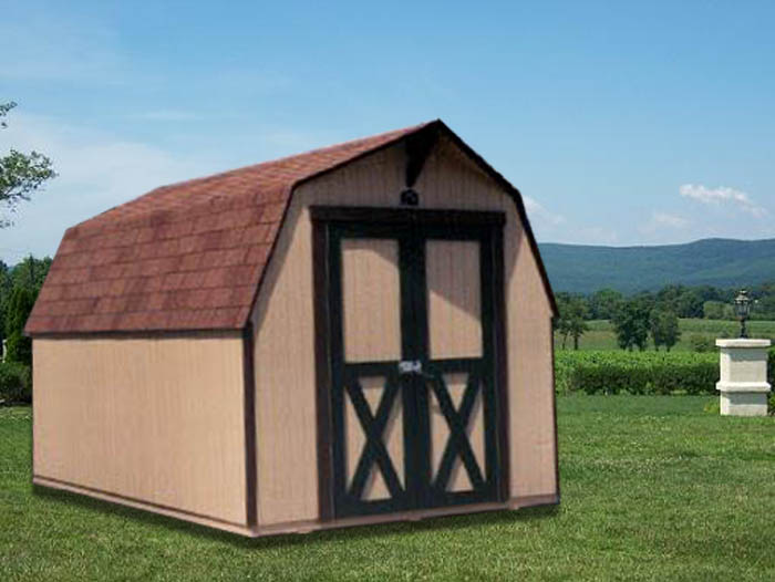 Barn style sheds archives portable buildings inc for Shed styles