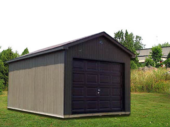 10 39 x 16 39 x 7 39 ranch w overhead door r 6 portable for 10x14 garage door
