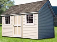 8′ x 12′ Cape Cod Shed (CC-14)
