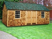 12′ x 20′ Cedar Wood Cape Cod (CC-16)