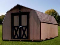 10′ x 16′ Barn Storage Shed (B-3)