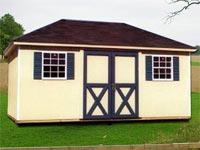 10′ x 16′ Hip Roof (CU-14)