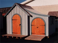 Custom Built Playhouse (CU-4)