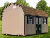 10′ x 16′ Dutchman Storage Shed (D-2)