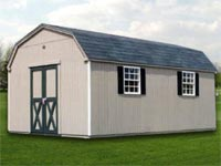 12′ x 20′ Dutchman Storage Shed (D-3)