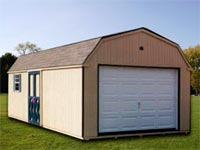 12′ x 24′ Dutchman Storage Shed (D-4)
