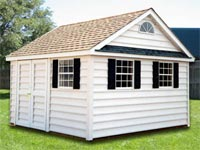 10′ x 12′ Ranch with Overhang (R-7)