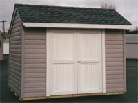 8′ x 8′ Salt Box Shed (SB-6)